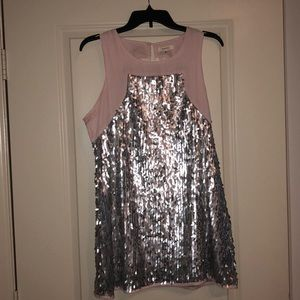 Tops - SeQuin tunic